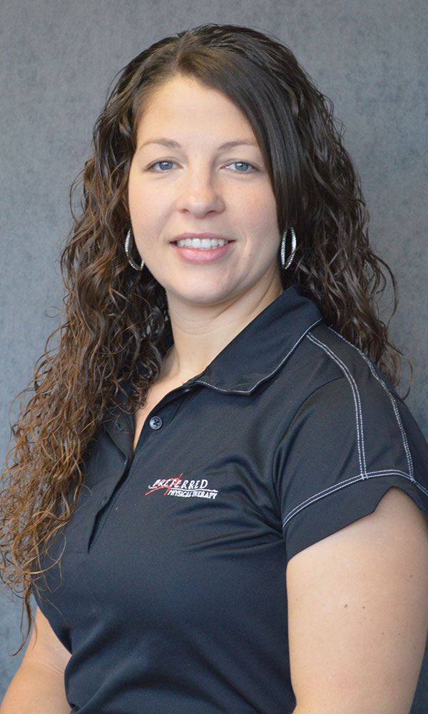 Dr. Heather Kimzey - PT, DPT